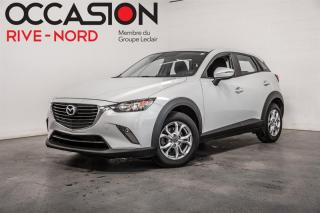 Used 2016 Mazda CX-3 GS AWD MAGS+CAM.RECUL+SIEGES.CHAUFFANTS for sale in Boisbriand, QC