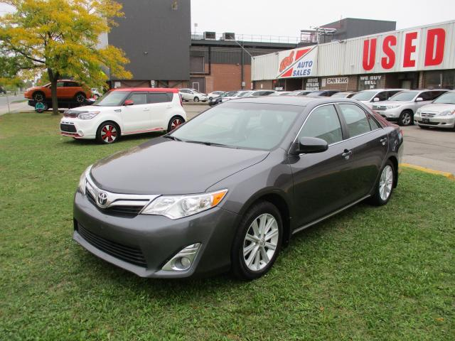 2012 Toyota Camry XLE ~ NAV. ~ LEATHER ~ REAR CAM. ~ SUNROOF