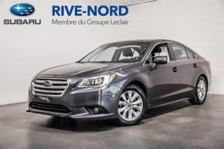 Used 2017 Subaru Legacy TOURING TOIT.OUVRANT+MAGS+CAM.RECUL for sale in Boisbriand, QC