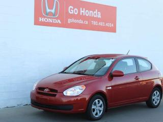 Used 2009 Hyundai Accent AUTO, POWER OPTIONS for sale in Edmonton, AB