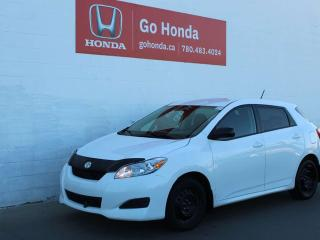 Used 2013 Toyota Matrix POWER PACKAGE, AUTO for sale in Edmonton, AB