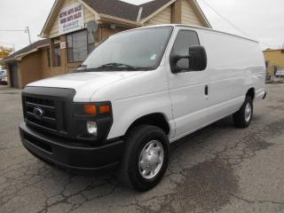 Used 2012 Ford E350 5Passenger Super Duty Extended Cargo Loaded 34Km for sale in Etobicoke, ON