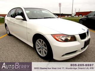 Used 2008 BMW 3 Series 323i - RWD - 2.5L for sale in Woodbridge, ON