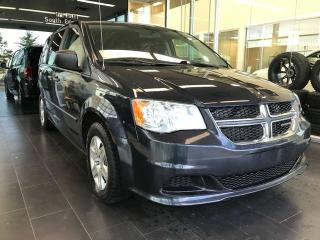 Used 2013 Dodge Grand Caravan SE, ACCIDENT FREE, CRUISE CONTROL, STEERING WHEEL CONTROLS, DUAL CLIMATE CONTROL for sale in Edmonton, AB