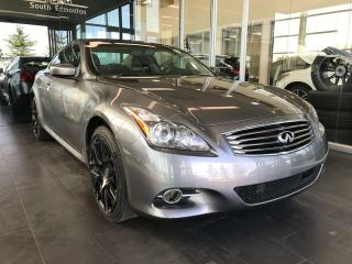 Used 2011 Infiniti G37 Coupe x PREMIUM AWD, SUNROOF, POWER HEATED LEATHER SEATS, NAVI for sale in Edmonton, AB