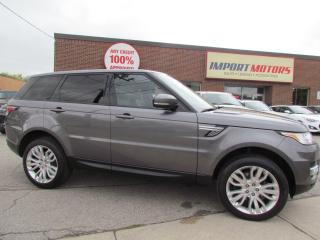 Used 2016 Land Rover Range Rover Sport Td6 HSE Luxury+ for sale in North York, ON