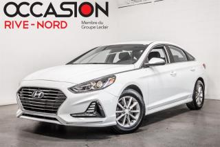 Used 2019 Hyundai Sonata Essential MAGS+CAM.RECUL+SIEGES.CHAUFFANTS for sale in Boisbriand, QC