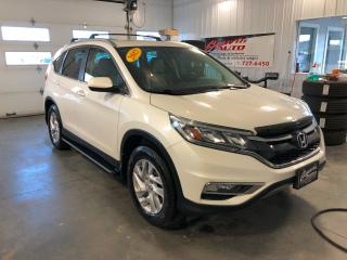 Used 2015 Honda CR-V SE for sale in Caraquet, NB
