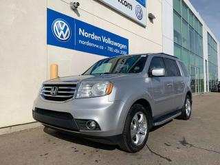 Used 2012 Honda Pilot EX-L 4WD - LEATHER - HEATED SEATS for sale in Edmonton, AB