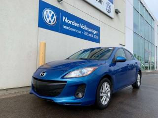 Used 2013 Mazda MAZDA3 GS-SKY ACTIV for sale in Edmonton, AB