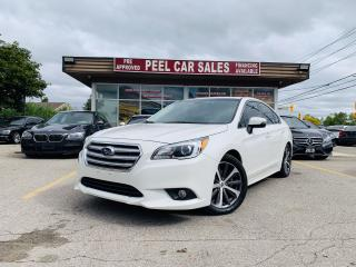 Used 2015 Subaru Legacy 2.5i w/LIMITED&TECH PKG|REARVIEW|LANEASSIST! for sale in Guelph, ON