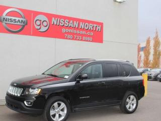 Used 2016 Jeep Compass High Altitude/4WD/LEATHER/SUNROOF for sale in Edmonton, AB
