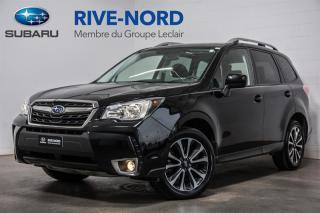 Used 2017 Subaru Forester XT Touring TOIT.PANO+MAGS+SIEGES.CHAUFFANTS for sale in Boisbriand, QC