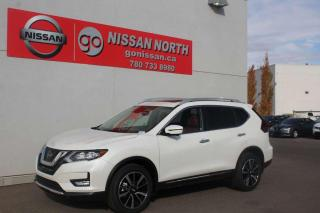 New 2020 Nissan Rogue SL Platinum/RESERVE LEATHER/PANO ROOF/HEATED SEATS for sale in Edmonton, AB