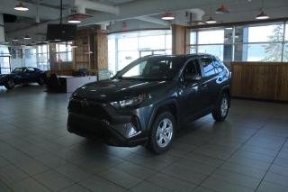 Used 2019 Toyota RAV4 LE for sale in Calgary, AB