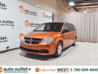 Used 2011 Dodge Grand Caravan Backup Camera, DVD Player , Bluetooth. for sale in Edmonton, AB