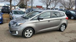 Used 2016 Kia Rondo LX; 7PASS, BLUETOOTH, HEATED SEATS AND MORE for sale in Edmonton, AB