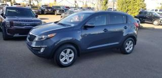 Used 2014 Kia Sportage LX; BLUETOOTH, HEATED SEATS, CRUISE CONTROL, A/C AND MORE for sale in Edmonton, AB