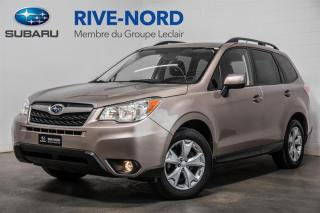 Used 2014 Subaru Forester Convenience MAGS+CAM.RECUL+SIEGES.CHAUFFANTS for sale in Boisbriand, QC