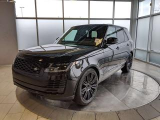 Used 2020 Land Rover Range Rover HSE for sale in Edmonton, AB