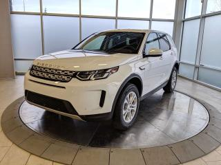 Used 2020 Land Rover Discovery Sport S for sale in Edmonton, AB