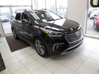 Used 2017 Hyundai Santa Fe XL XL LIMITED AUTO TRACTION INTÉGRALE TOIT for sale in Dorval, QC