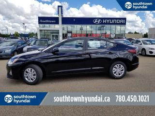 New 2020 Hyundai Elantra Preferred - 2.0L Heated Steering, Blindspot Monitor, Apple Carplay for sale in Edmonton, AB