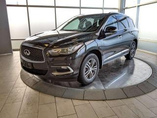 Used 2016 Infiniti QX60 Premium PKG/CPO for sale in Edmonton, AB