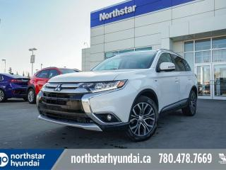 Used 2016 Mitsubishi Outlander GT for sale in Edmonton, AB