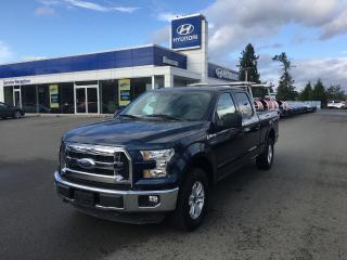 Used 2016 Ford F-150 XLT for sale in Duncan, BC