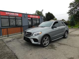 Used 2016 Mercedes-Benz GLE GLE 350d|AMG PACKAGE|360 CAMERA|NAVIGATION for sale in St. Thomas, ON