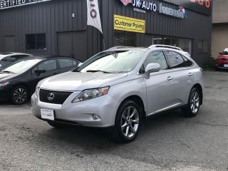 Used 2010 Lexus RX 350 Touring for sale in Coquitlam, BC