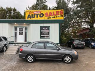 Used 2004 Kia Rio RS for sale in Ottawa, ON