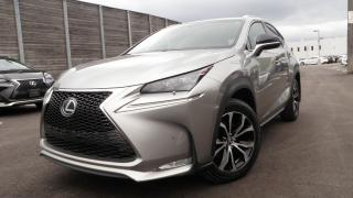 Used 2016 Lexus NX F SPORT NX 200T 2 PACKAGE for sale in Toronto, ON