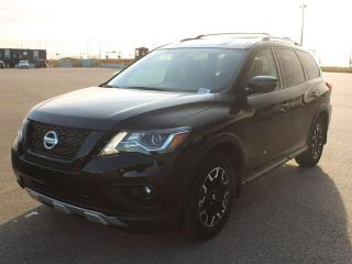 New 2020 Nissan Pathfinder SV TECH ROCK CREEK for sale in Edmonton, AB