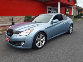 Used 2010 Hyundai Genesis Coupe Premium for sale in Cornwall, ON