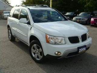 Used 2006 Pontiac Torrent Sunroof/Moonroof for sale in Ajax, ON