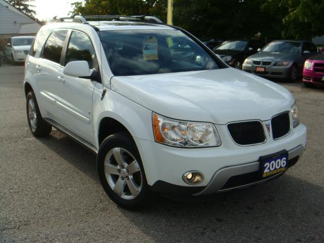 2006 Pontiac Torrent Sunroof/Moonroof