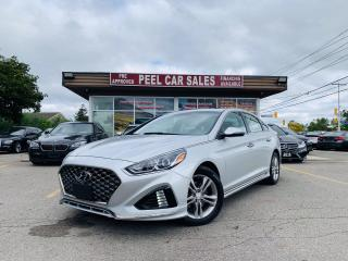 Used 2019 Hyundai Sonata ESSENTIAL|REARVIEW|SUNROOF|HEATEDSEATS|CERTIFIED! for sale in Mississauga, ON