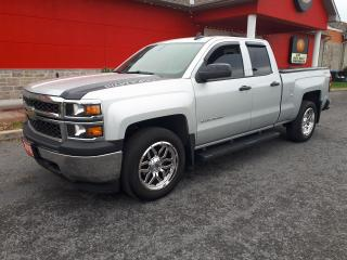 Used 2015 Chevrolet Silverado 1500 LS for sale in Cornwall, ON