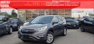 Used 2016 Honda CR-V SE 4WD|VIDEO.CALL.US| BACKUP CAMERA|BLUETOOTH|HEATED SEATS|HEATED MIRRORS for sale in Mississauga, ON
