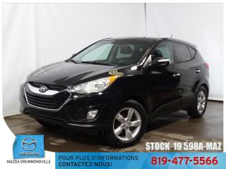 Used 2010 Hyundai Tucson Limited|AWD|CUIR|TOITPANO|SIEGCHAUF|MAG| for sale in Drummondville, QC
