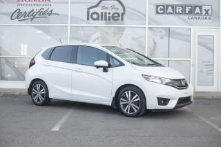 Used 2015 Honda Fit EX ***GARANTIE 10 ANS/200 000 KM*** for sale in Québec, QC
