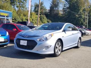Used 2011 Hyundai Sonata HEV w/Premium for sale in Coquitlam, BC