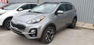 Used 2020 Kia Sportage EX for sale in Owen Sound, ON