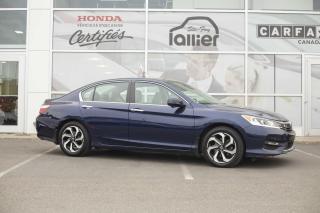 Used 2016 Honda Accord EX-L V6 ***GARANTIE 10 ANS/200 000 KM*** for sale in Québec, QC