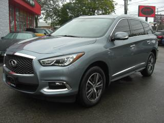 Used 2017 Infiniti QX60 AWD for sale in London, ON