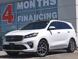 Used 2019 Kia Sorento SXL | DEMO | NAPPA LEATHER | NAVI for sale in St Catharines, ON