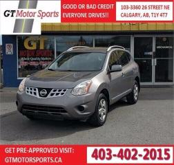 Used 2013 Nissan Rogue S for sale in Calgary, AB