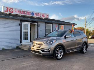 Used 2018 Hyundai Santa Fe Sport Sport AWD for sale in Millbrook, NS
